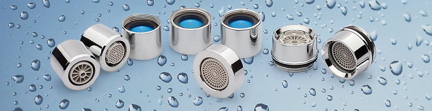 Professionelle Wasserstrahlregler